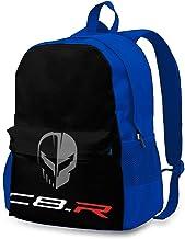 C8.R-Corvette-Racing-Logo Backpack, Shoulder Bag, School Bag, Adult Student Laptop Bag Backpackone Size