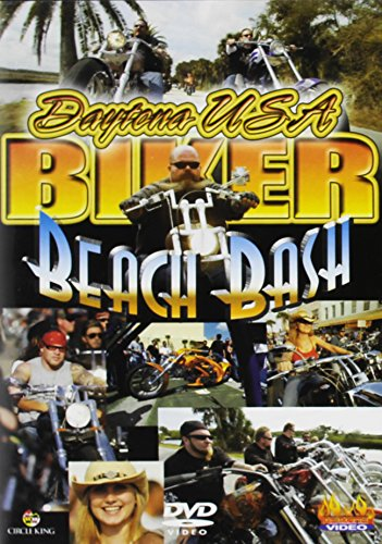 Biker Beach Bash: Daytona Usa [Reino Unido] [DVD]