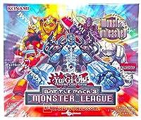 遊戯王OCG Yugioh Battle Pack 3 Monster League 輸入品 北米版