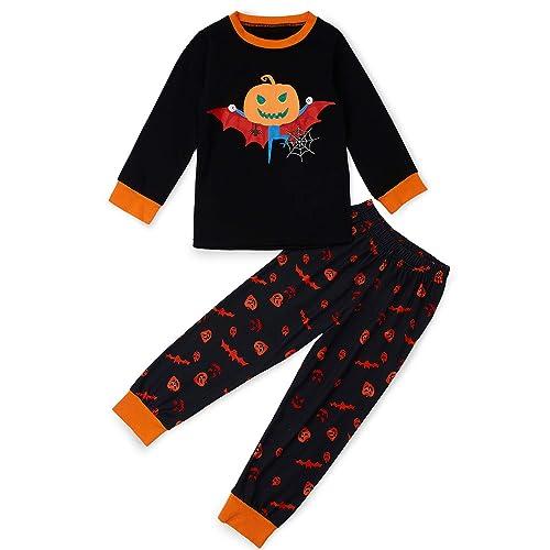 7be3769f4224 Kids Halloween Pajamas  Amazon.com