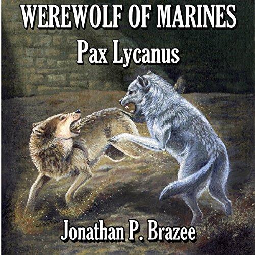 Pax Lycanus audiobook cover art