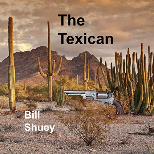 Couverture de The Texican