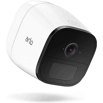 3G//4G-LTE, Wetterfest, Nachtsicht, 2-Wege-Audio, kostenlose Cloud-Aufzeichnung Arlo Go kabellose Innen//Au/ßen LTE 1 HD /Überwachungskamera VML4030 wei/ß