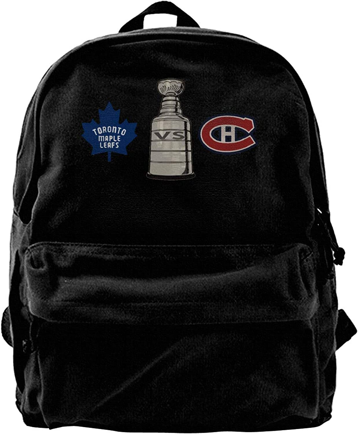 Canvas Backpack Stanley Cup Tgoldnto 14 Inch Laptop Casual School College Bags Travel Rucksack
