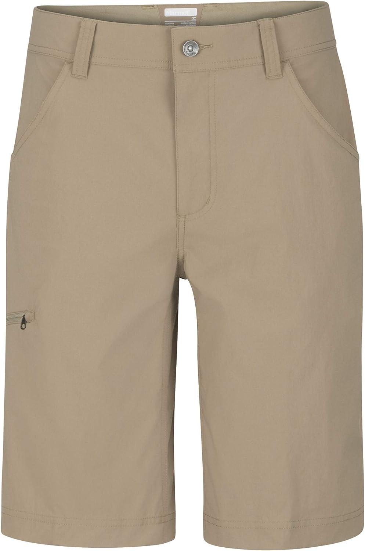 Pantalones Cortos de Trekking con protecci/ón UV Transpirables Hombre Pantalones para Caminar Marmot Arch Rock Short