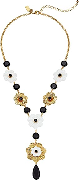 Kate Spade New York - Posy Grove Small Necklace