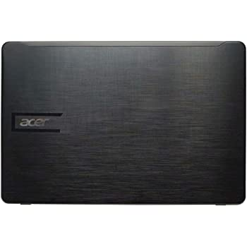 EJTONG New A Shell for Acer F5-573 F5-573G F5-573T Laptop LCD Back Cover top case Black