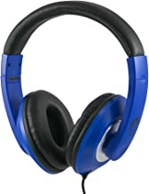 ThinkWrite Premium Headphone for Apple iPad, Google Chromebook, Kindle Fire, Android Tablet and Laptops (Navy)