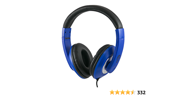Google Chromebook Navy ThinkWrite Premium Headphone for Apple iPad Kindle Fire Android Tablet and Laptops