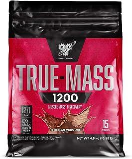 BSN True Mass 1200 Ganador en Polvo, Chocolate - 4800 g
