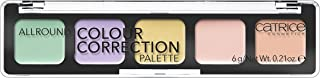 Catrice Allround Color Correction Palette - Smooth Color Correcting Concealer, Vegan