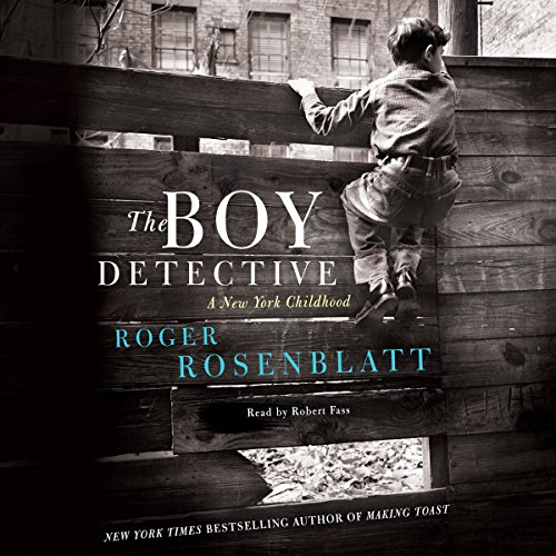 The Boy Detective cover art