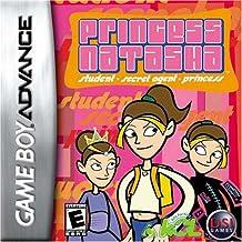 Princess Natasha: Student/Secret Agent/Princess - Game Boy Advance