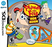 Phineas & Ferb Ride Again (輸入盤:北米)