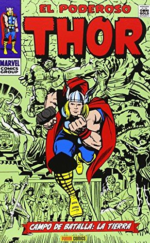 El Poderoso Thor. Campo De Batalla: La Tierra (MARVEL OMNIBUS)