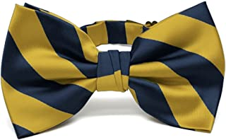 Best gold and blue bow tie Reviews