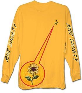 Riot Society Men's Long Sleeve Graphic Fashion T-Shirt