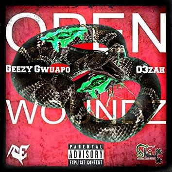 Open Woundz (feat. 03zah)