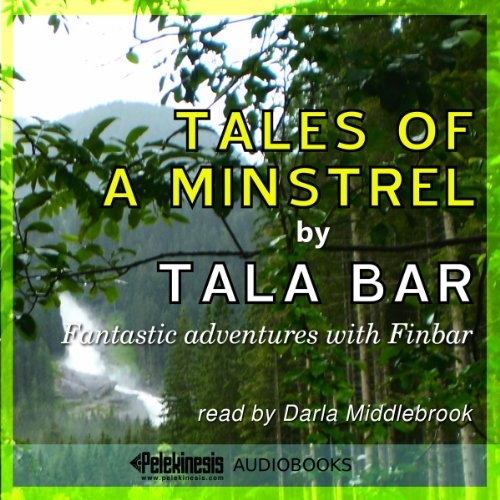 Tales of a Minstrel audiobook cover art