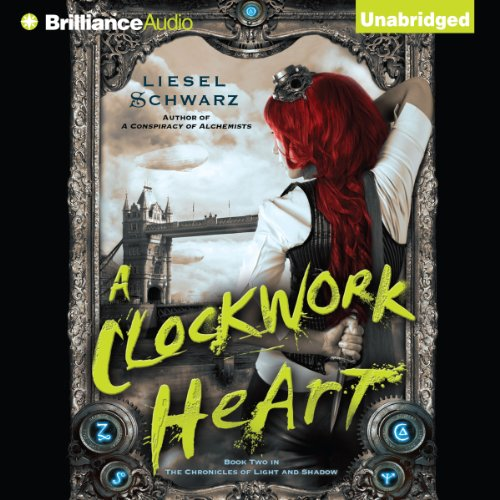 A Clockwork Heart cover art