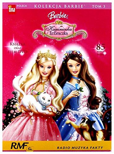 Barbie als die Prinzessin und das Dorfmädchen (booklet) [DVD] [Region 2] (IMPORT) (Keine deutsche Version)
