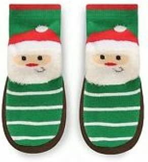 Santa indoor slipper socks