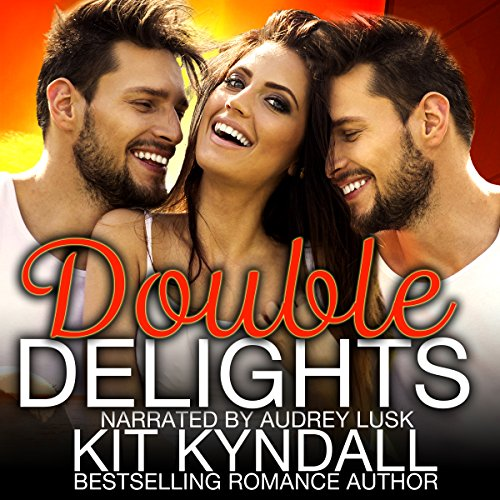 Double Delights: Curvy Contemporary Menage audiobook cover art