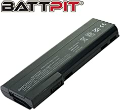 New Battpit Laptop Battery 6600mAh / 71Wh Replacement for CC06 CC06xl QK642AA 628666-001 628668-001 628670-001 628369-421 CC09 628664-001 Compatible for HP Probook 6560B 6570B 6460B 6470B 6360B