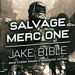 Salvage Merc One cover art