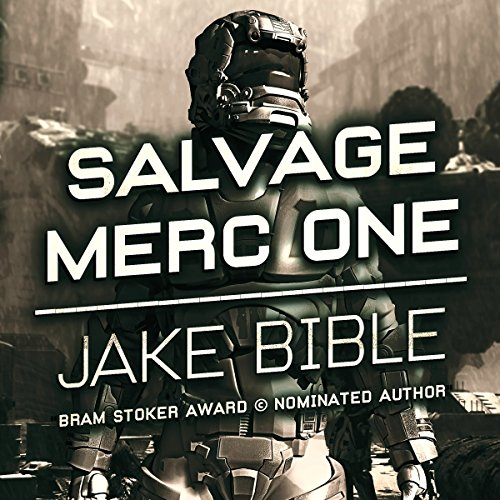 Salvage Merc One audiobook cover art