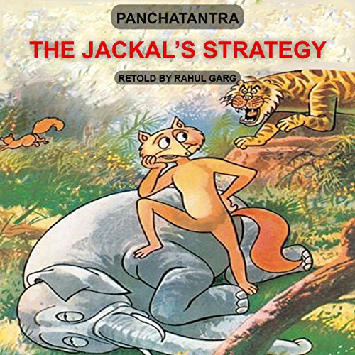 The Jackal's Strategy audiobook cover art