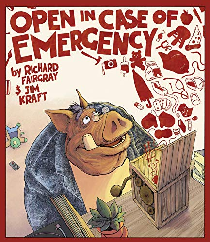 Image of Open in Case of Emergency