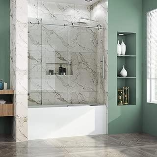 Best bath shower glass doors Reviews