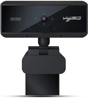 غطاء كاميرا الويب 5 Million Pixel Full HD 1080P 30fps Computer Webcam USB Webcam Autofocus Built-in Microphone Webcam For ...