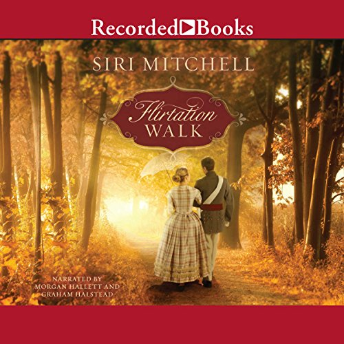 Flirtation Walk audiobook cover art