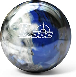 Brunswick T-Zone PRE-DRILLED Bowling Ball- Indigo Swirl- CUSTOMIZABLE