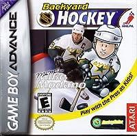 Backyard Hockey / Game