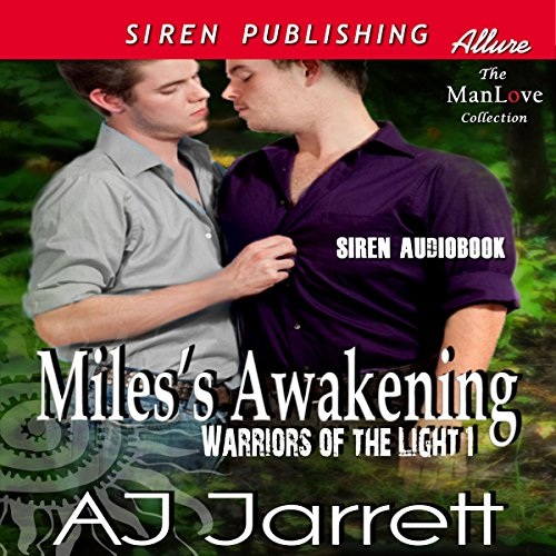 Miles's Awakening audiobook cover art