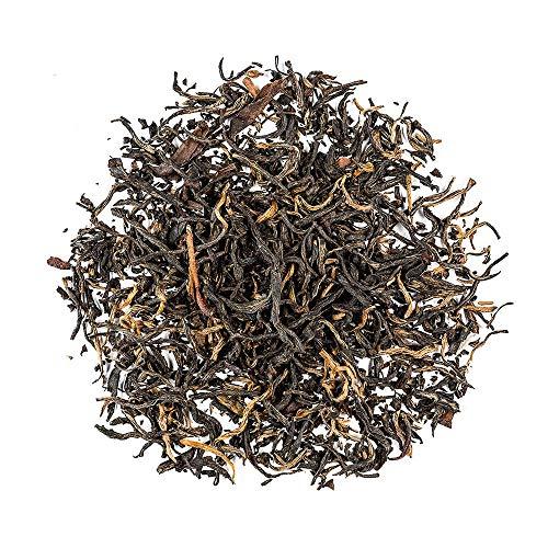 Bailin Gongfu Schwarzer Tee Fujian - Chinese Gong Fu Tee - Lose Blätter Tee Fujian China 50g