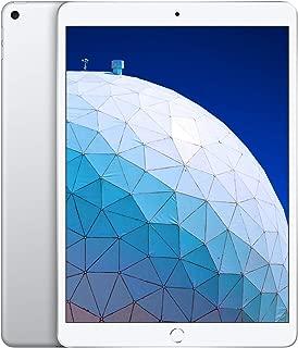 Apple iPadAir (10.5-inch, Wi-Fi, 64GB) - Silver