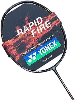 Yonex Nanoflare800 Professional Badminton Racquet - Unstrung (Matte Black)