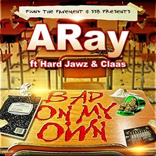 Aray feat. Hard Jawz & Claas