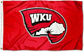 Western Kentucky Hilltoppers WKU University Large College Flag