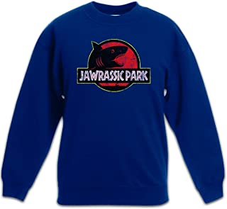 Urban Backwoods Jawrassic Park Sudadera Suéter para Niños Niñas Pullover
