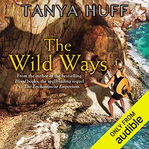 The Wild Ways audiobook cover art