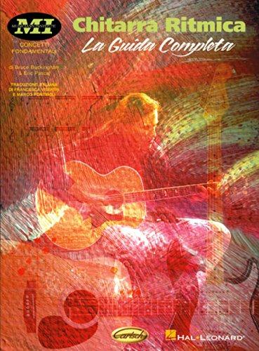 Chitarra ritmica. La guida completa (spartiti musicali)