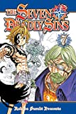 The Seven: Deadly Sins Book 7 Includes Vol 19 - 20 - 21 Great Action Graphic Novel Manga...