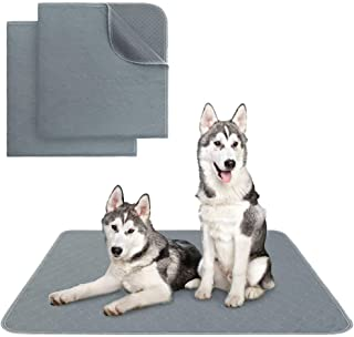 KOOLTAIL Washable Pee Pads for Dogs - Waterproof Dog Mat Non-Slip Puppy Potty Training Pads, Reusable Whelping Pads for Do...