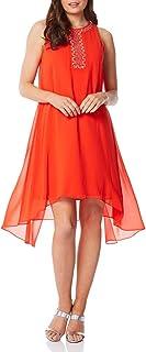Roman Originals - Vestido de fiesta de noche para mujer con adornos para mujer, fiesta de noche, ocasión especial, fiesta ...