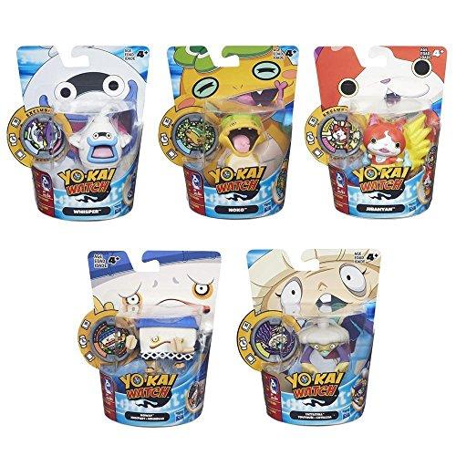 Hasbro Yo-Kai Watch -Personaggio con Medaglione, Modelli Assortiti, B5937